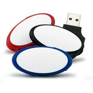 4 GB USB Swivel 600 Series Hard Drive