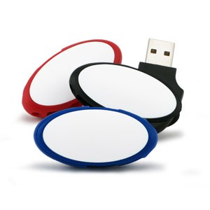 16 GB USB Swivel 600 Series Hard Drive