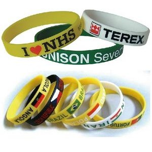Silicon Wristband (Custom Printed)