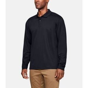 Under Armour® UA Men's Tactical Performance Long Sleeve Polo Shirt